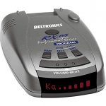 Beltronics RX65 Red Professional Series Radar Laser Detector image