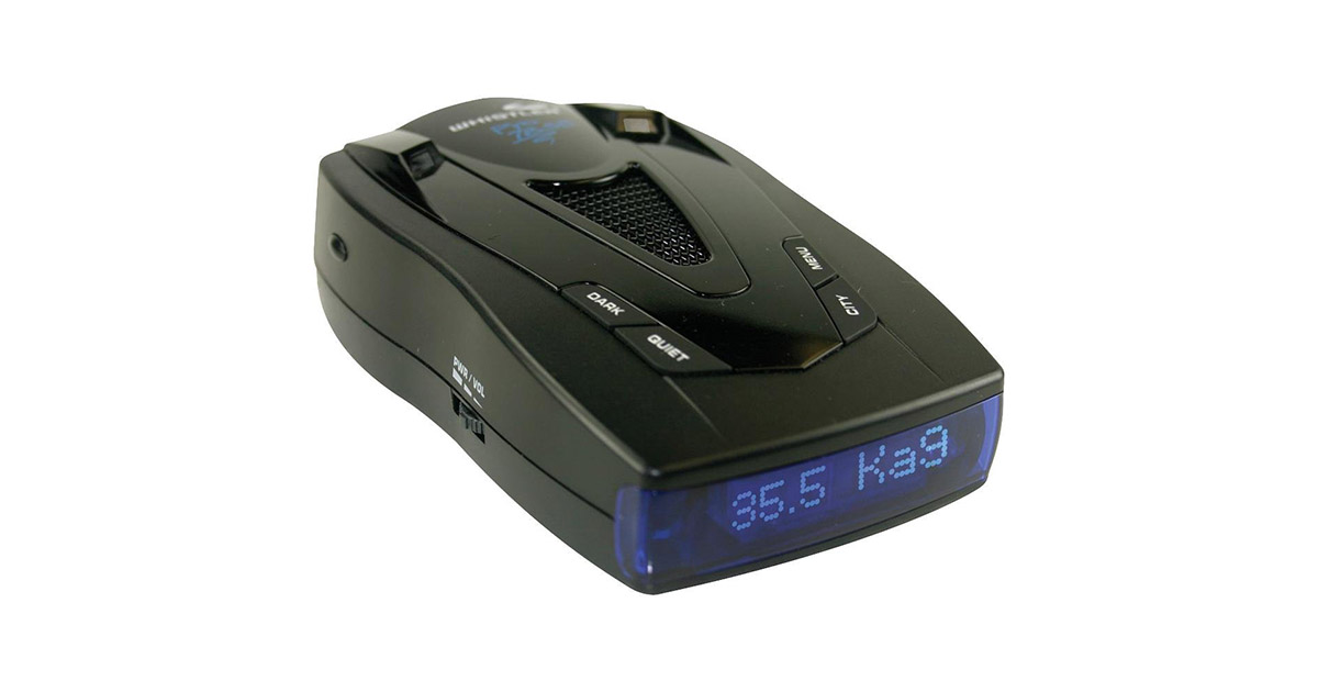 Whistler-Pro 78SE High Performance Radar Detector image