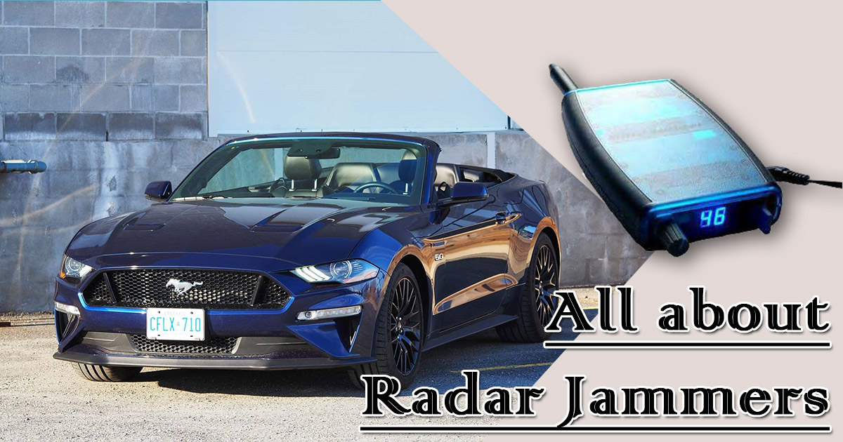 All about Radar Jammers image