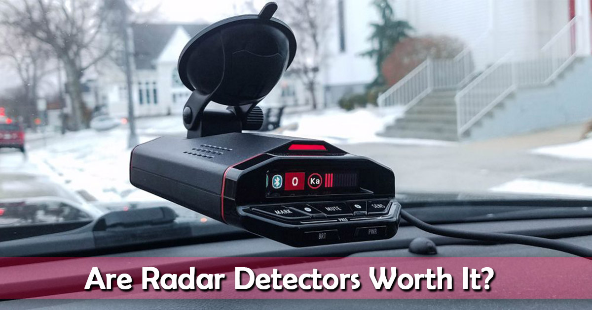 Are Radar Detectors Worth It image