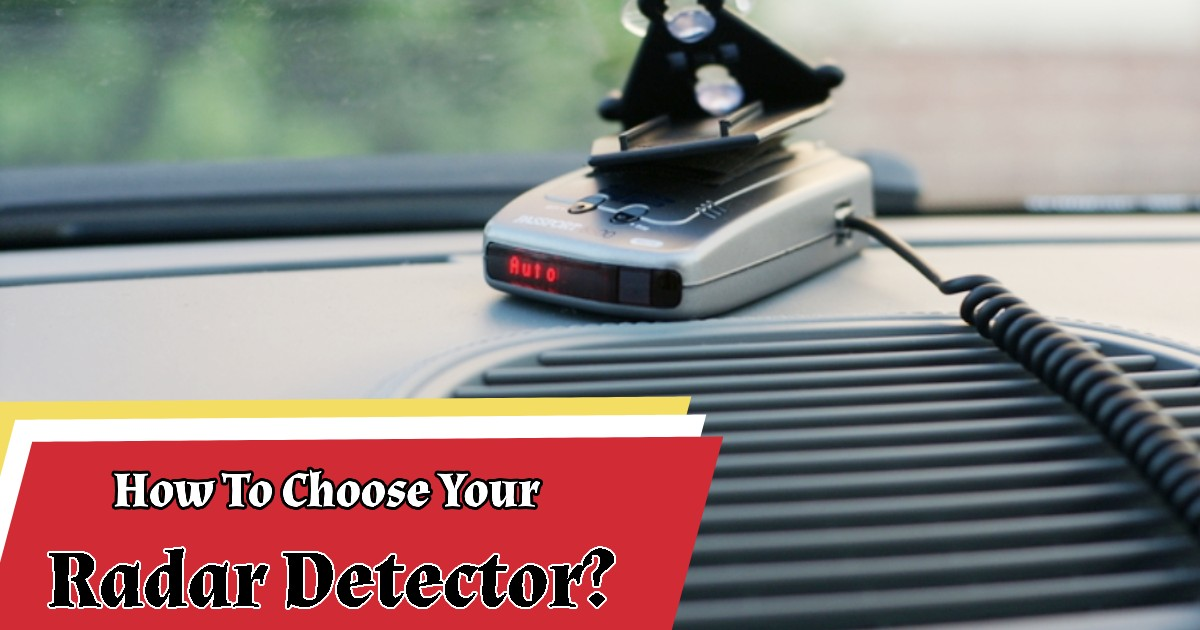 How To Choose Your Radar Detector image