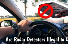 Is It Illegal To Have A Radar Detector?