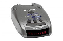 Beltronics Pro RX65 Radar Detector – Gives ultra performance with numerous features!