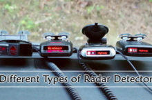 Types of Radar Detectors | Choose the right one for you