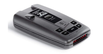 Escort Passport 8500X50 Black Radar Detector image