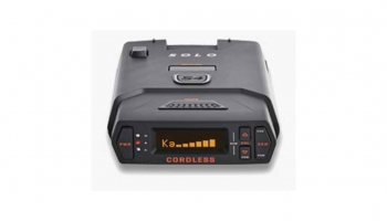 Escort Solo S4 Radar Detector – Free from cords & fast in detection!