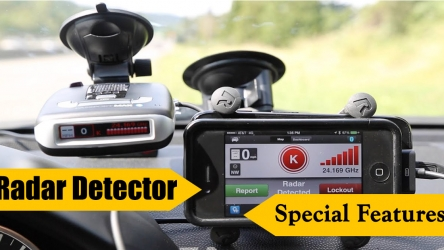 Complete Guide on Radar Detector Features