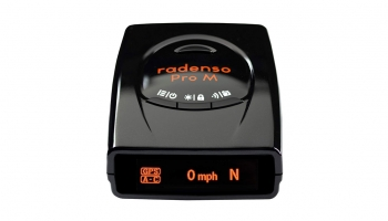 Radenso Pro M Radar Detector – Get protected from short to long distance threats!