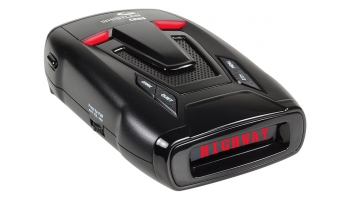 Whistler CR85 Laser Radar Detector – From old to new, it detects all lasers!