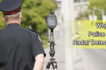 Guide on Why Police Use Radar Detector & How it works